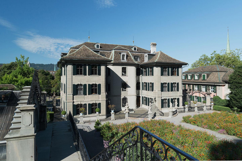 Sanierung bauzeitlicher Holzfenster des Haus zum Rechenberg, Schweiz, durch die Schreinerei Eigenmann