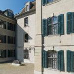 Haus zum Rechenberg, Referenzarbeiten der Schreinerei Eigenmann, Holzfenster und Holzläden