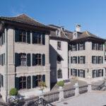 Haus zum Rechberg, Sanierung bauzeitlicher Originalfenster im Haus zum Rechberg, Schweiz, Schreinerei Eigenmann