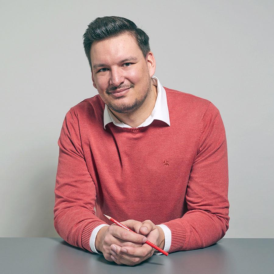 Kevin Frenzel, Projektleiter Fenstersanierung, Schreinerei Eigenmann AG
