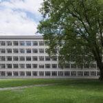 Allgemeine Berufsschule Zürich, Schweiz: Sanierung bauzeitlicher Originalfenster und Referenzarbeit der Schreinerei Eigenmann AG