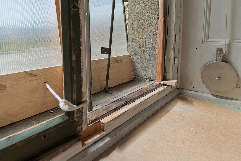 Schreinerei Eigenmann ist Experte für die Sanierung historischer Holzfenster
