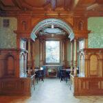 Villa Schönberg: Sanierung bauzeitlicher Fenster und Fensterläden in der Villa Schönberg in Zürich durch die Schreiner Eigenmann