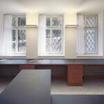 ETH Zürich - Pilotprojekt der Schreinerei Eigenmann: Konzeptentwicklung und gesamtheitliche Sanierung der historischen Fenster des Hauptgebäudes der Eidgenössischen Technischen Hochschule Zürich.