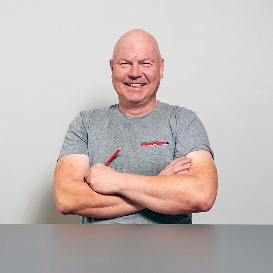 Ingolf Koch, Fenstertechnik der Schreinerei Eigenmann AG