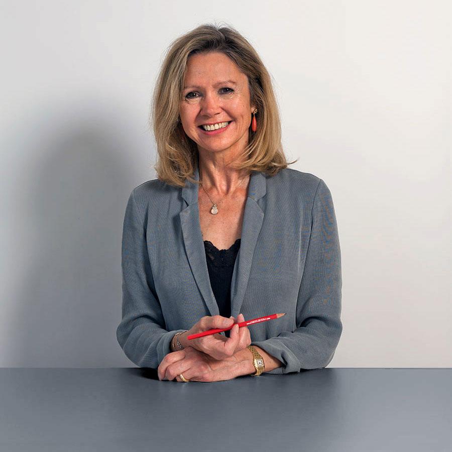 Margaretha Gindrau, Personal und Administration Schreinerei Eigenmann AG